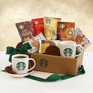 Coffee and Cocoa Starbucks