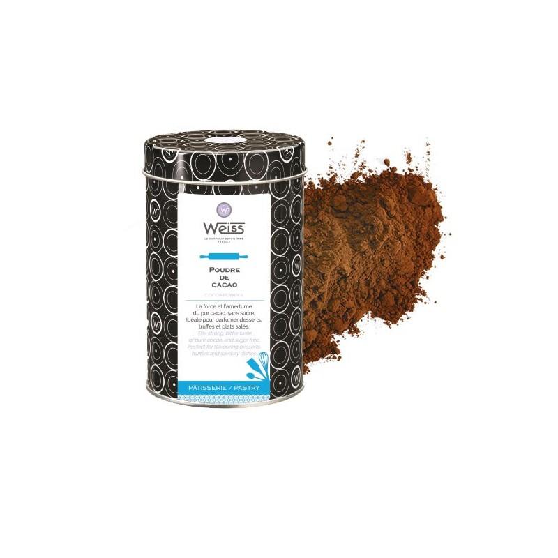 poudre de cacao 250g