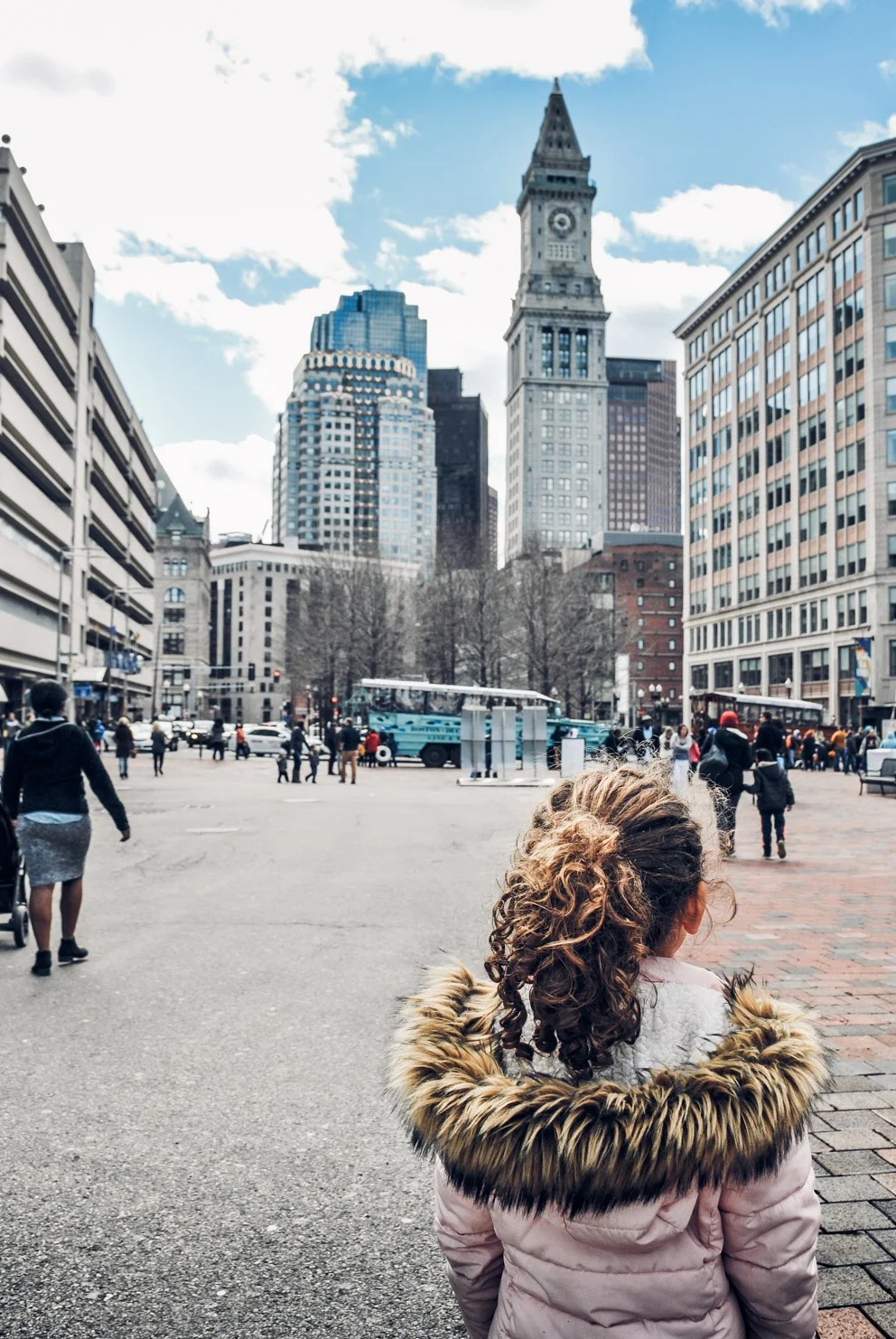 Lifestyle Blogger Jenny Meassick of the weekend blog Chocolate and Lace shares the ultimate guide to a family weekend in Boston, Massachusetts.