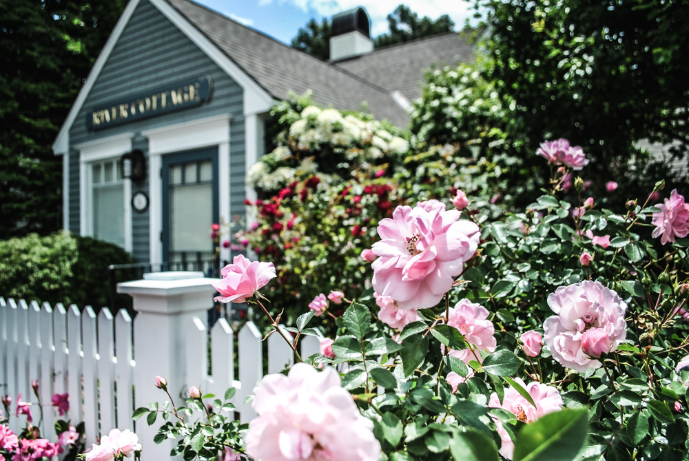 Lifestyle blogger Jenny Meassick of the blog Chocolate and Lace shares her family travel and tips to visiting Kennebunkport, Maine