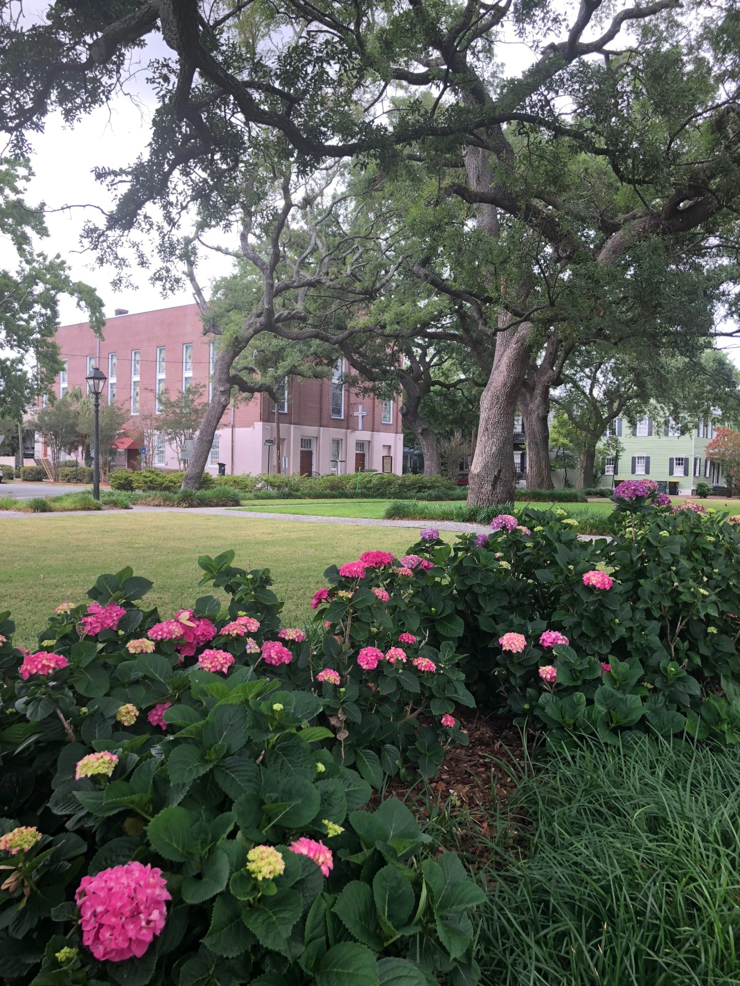 Lifestyle Blogger Chocolate and Lace shares her family trip to 24 Hours in Savannah, Georgia USA.