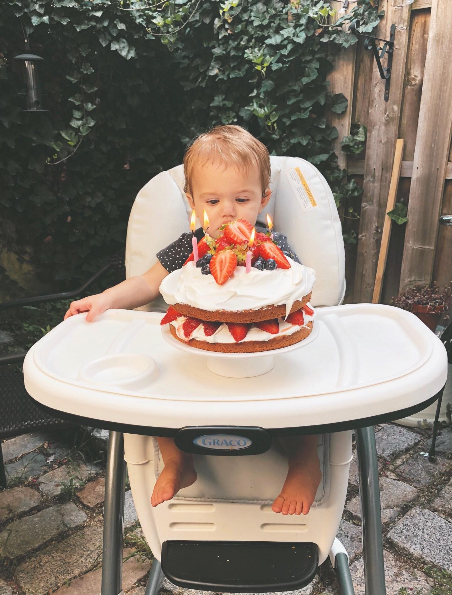 Lifestyle Blogger Chocolate & Lace shares her recipe for Strawberry Celebration Pound Cake.