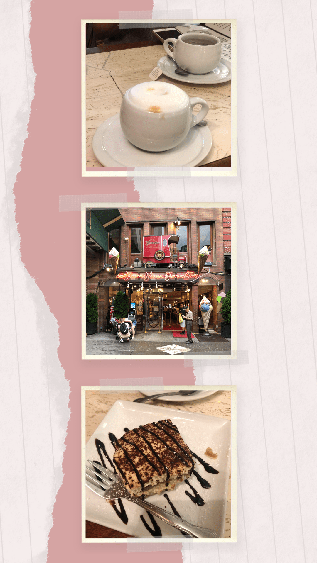 Lifestyle Blogger Chocolate & Lace shares her trip to the Feast of San Gennaro in New York City.