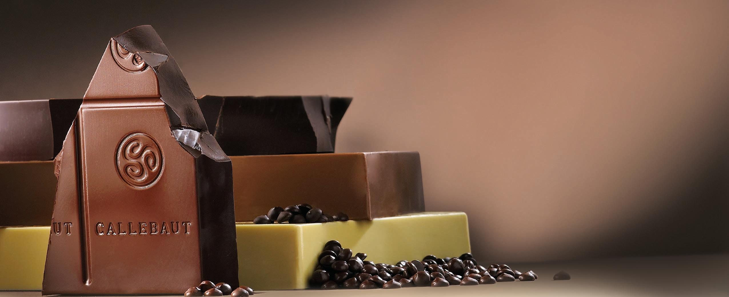 Callebaut 100% Chocolate (Unsweetened)  #CM Block