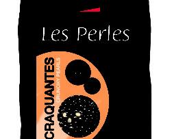 PIX Val perles crunchy noir bag