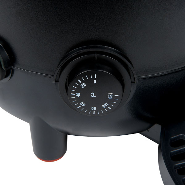 Adjustable temperature Knob