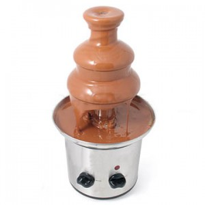 CF16A chocolate fountain