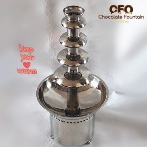 CF30A 30 inches Commercial Chocolate Fountain Machine to Buy