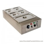 CP205 Electric Chocolate Melter