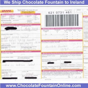 Ireland Chocolate Fountain Buy Online