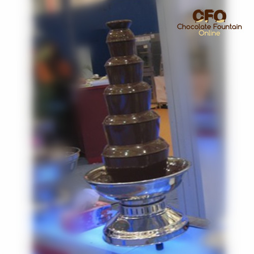 CF40A Professional bain-marie Chocolate Fountain for commercial