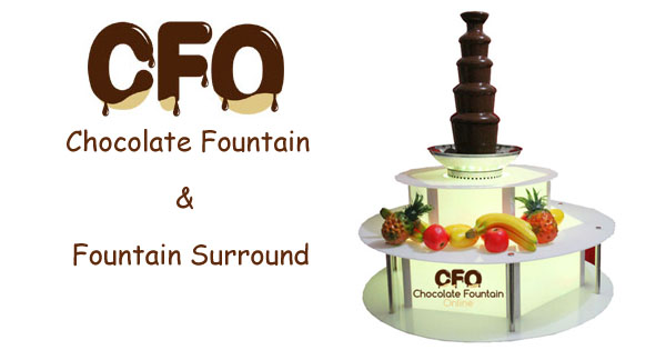 CF32A Fountain Surround together