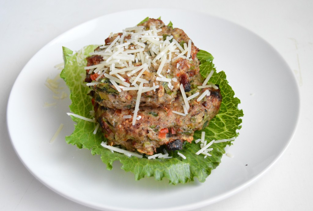 Italian Turkey Patties