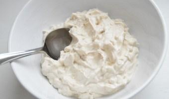 Vanilla Peanut Butter Protein Bowl