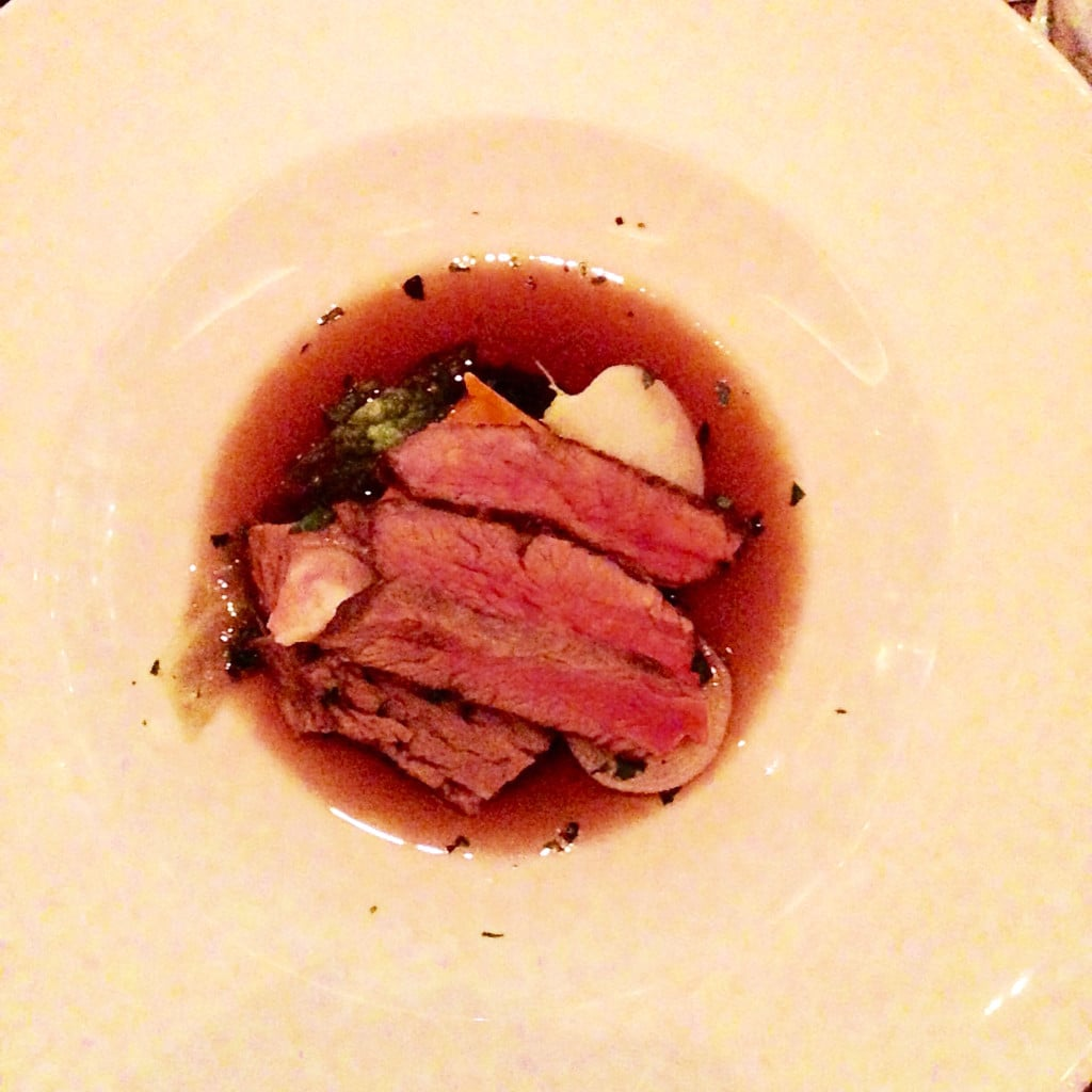 Cafe Boulud, Winterlicious, Toronto, Canada, Restaurant Review, Restaurant, Review, Boulud, Bad review, chef boulud, boulud toronto, pot au feu, beef, cumbrae beef