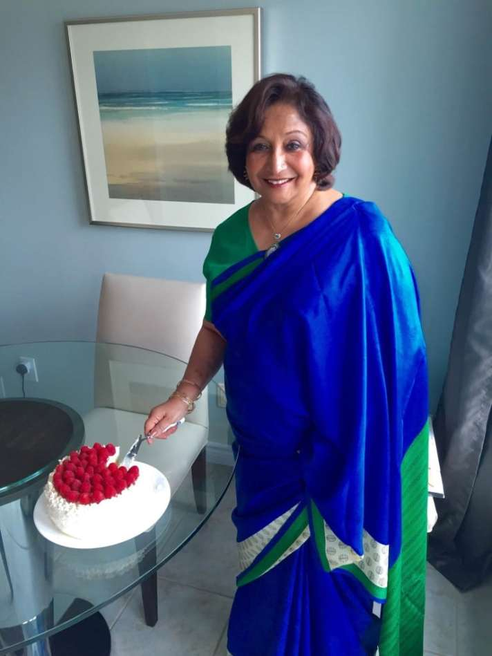 Chaman, Rahim, Chaman Rahim, birthday, birthday cake, lemon curd cake, lemon cake, raspberries, buttercream