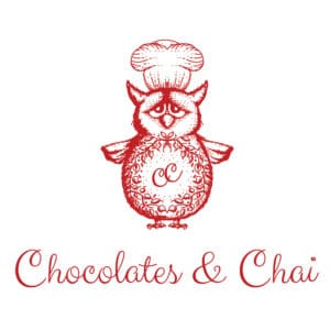 Chocolates & Chai Logo