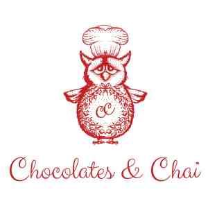 Chocolates & Chai Logo