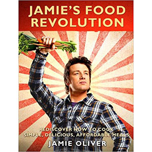 Book cover for Jamie Oliver's Jamie's Food Revolution