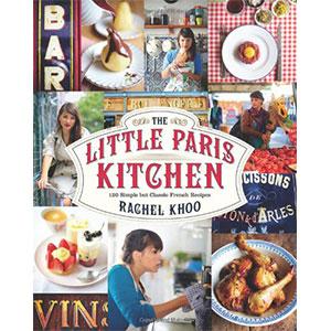 The Little Paris Kitchen by Rachel Khoo Book cover