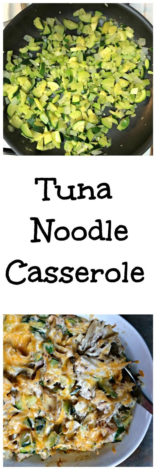 tuna noodle casserol