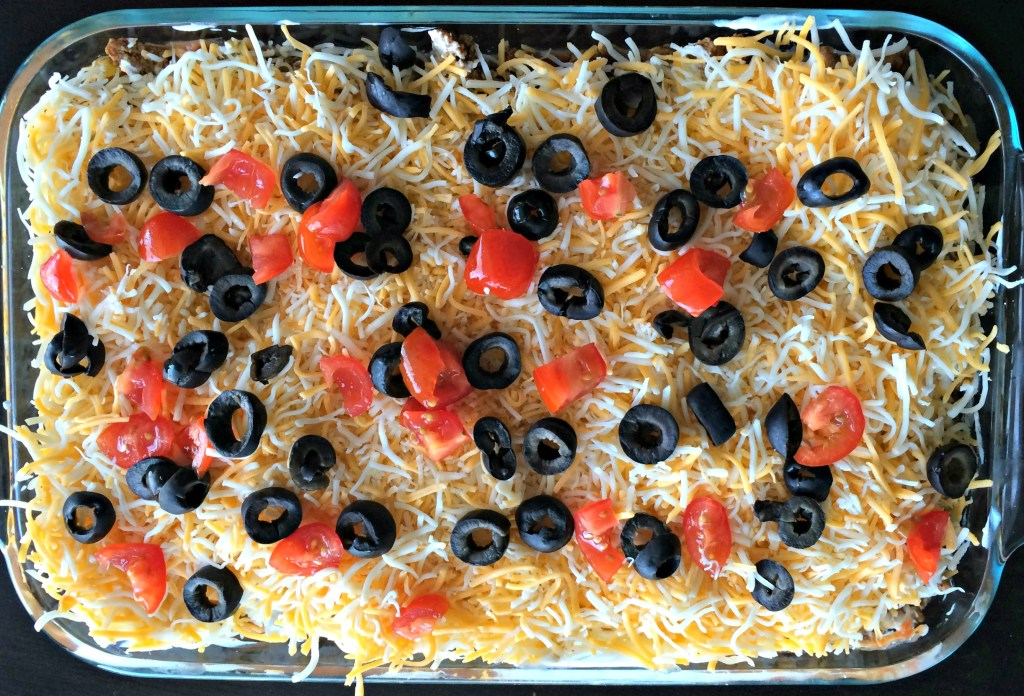 Meat Lovers Mexican Dip