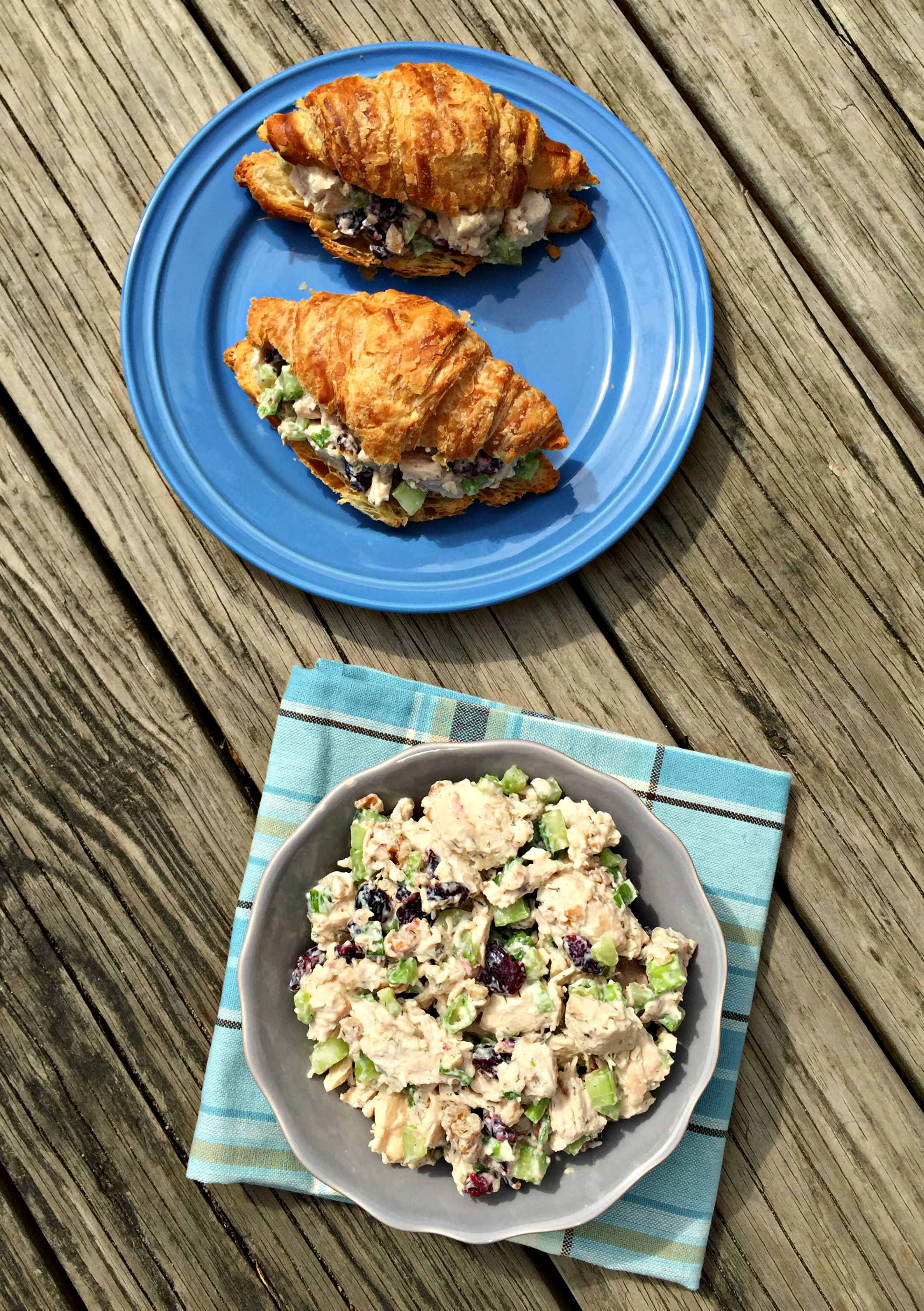 Chicken salad with dried cranberries and walnuts chicken salad with dried cranberries forumfinder Images