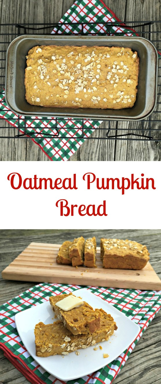 Oatmeal Pumpkin Bread Amp Healthy Holiday Tips Chocolate