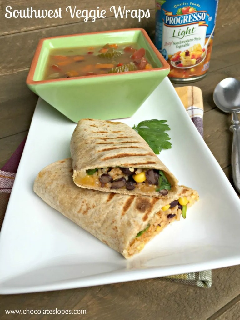 Progresso-southwestern-style-vegetable-soup-southwest-veggie-wraps
