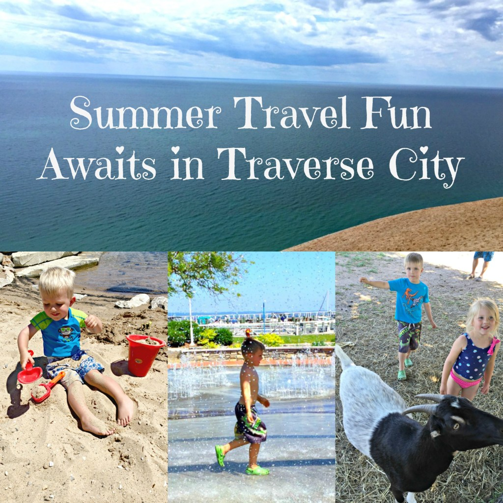 Summer Travel Fun Awaits in Traverse City