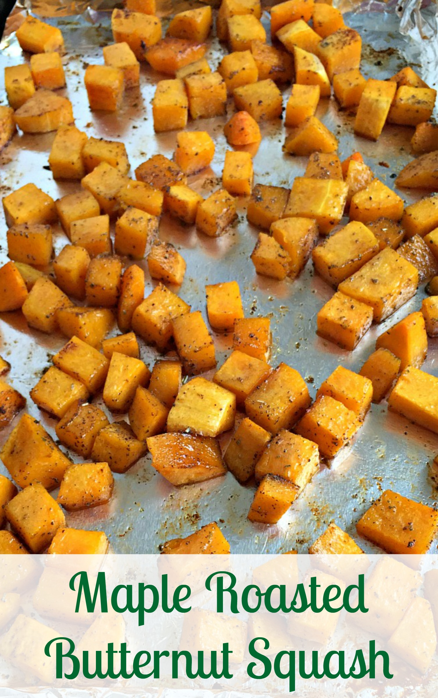 Maple Roasted Butternut Squash Puree Recipe — Dishmaps
