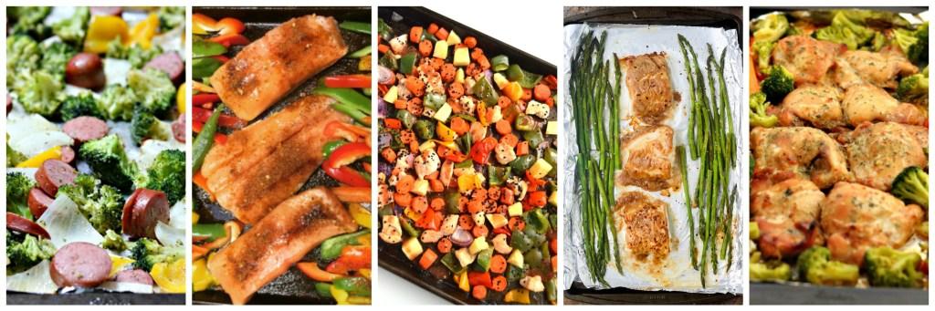 simple one pan