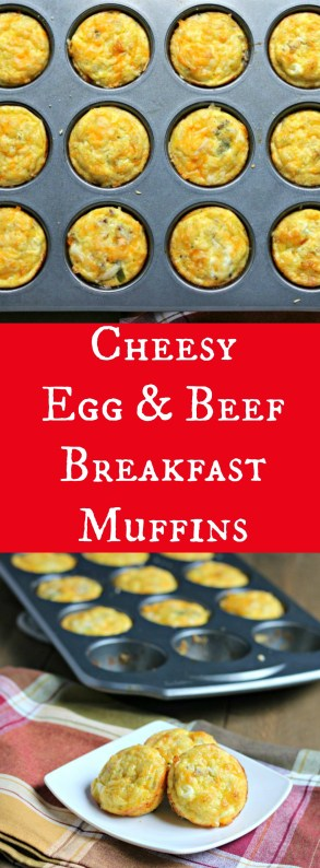 cheese-beef-egg-breakfast-muffins