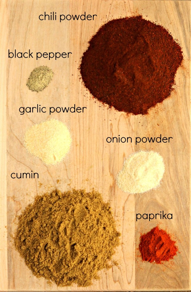 6-Ingredient Homemade Taco Seasoning