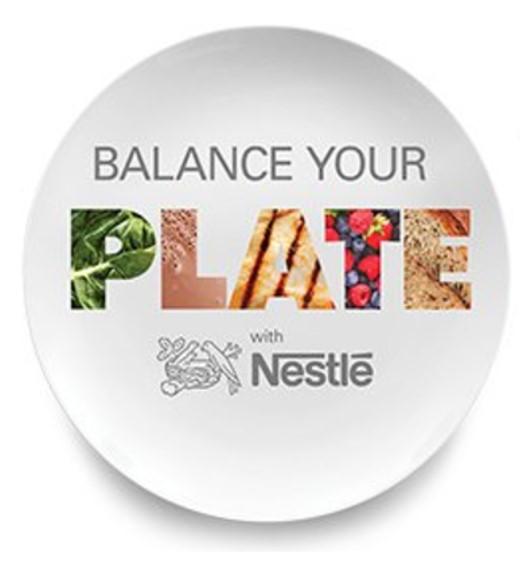 My Nestlé Trip: Balance Your Plate