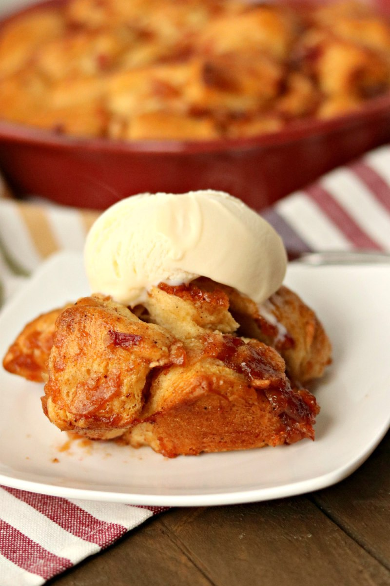 Baked Cinnamon Apple Dumplings