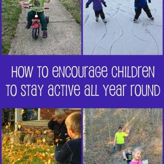 active children all year round