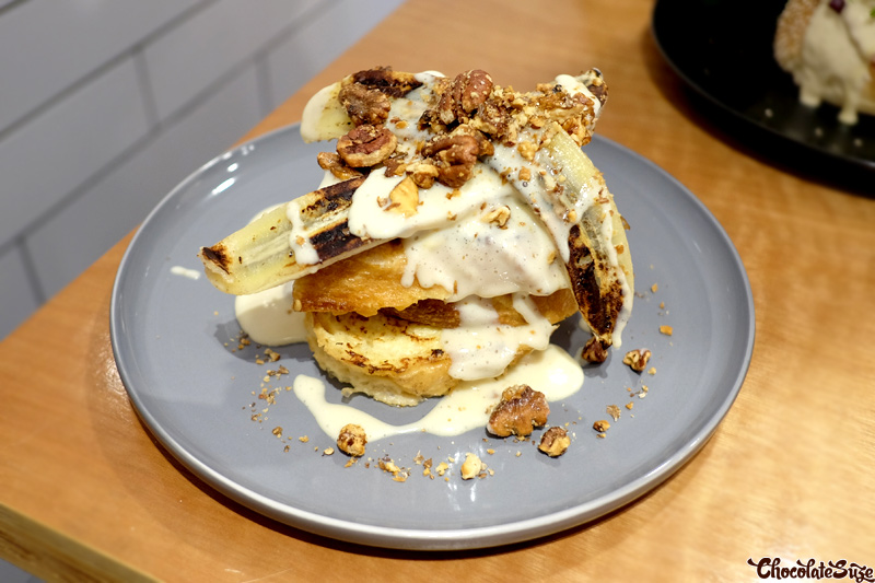 Peanut Butter French Toast at Ms Murray, Sydney