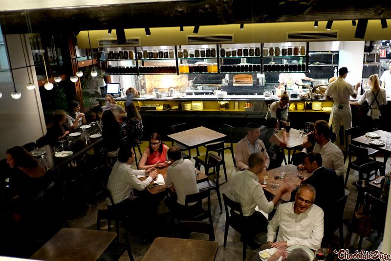 Mercado Restaurant, Sydney