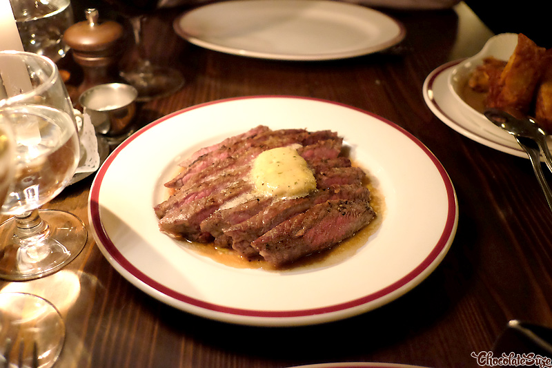 Rangers Valley Flank at Restaurant Hubert, Sydney