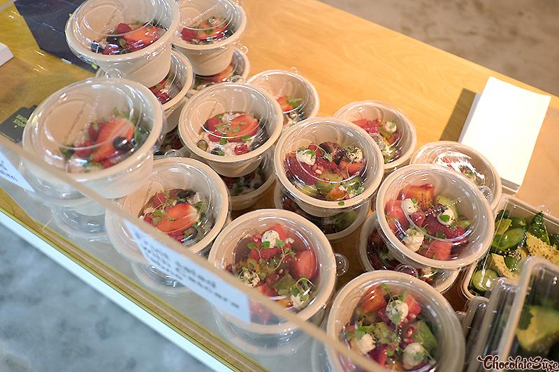 Fruit Salad at Five Senses Pop-Up, Surry Hills