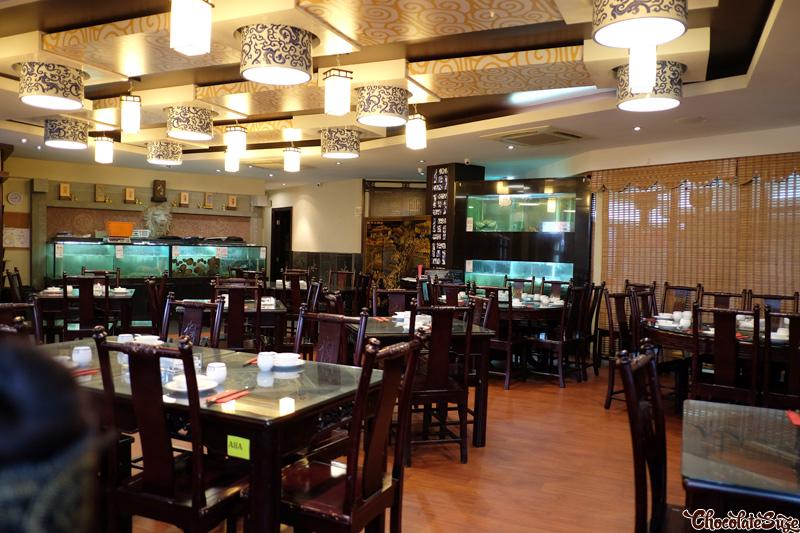 Red Chilli Sichuan Restaurant, Chinatown