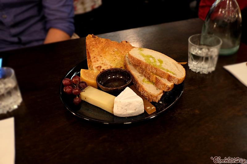 Cheese at Big Poppa's, Darlinghurst