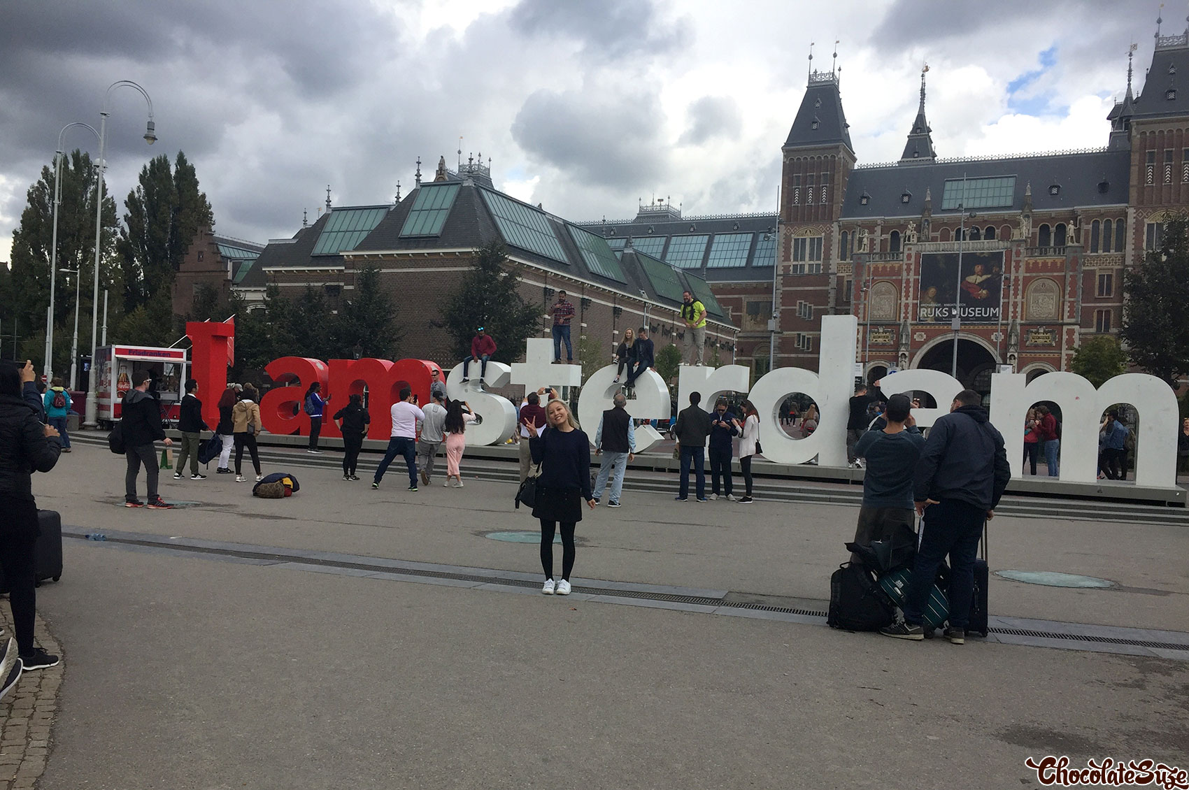 Iamsterdam, Amsterdam