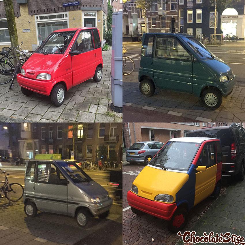 Cars, Amsterdam