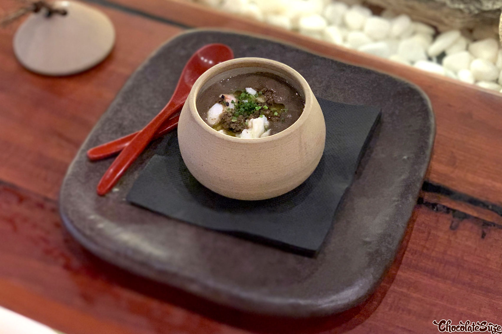 Chawanmushi at Gaku, Darlinghurst