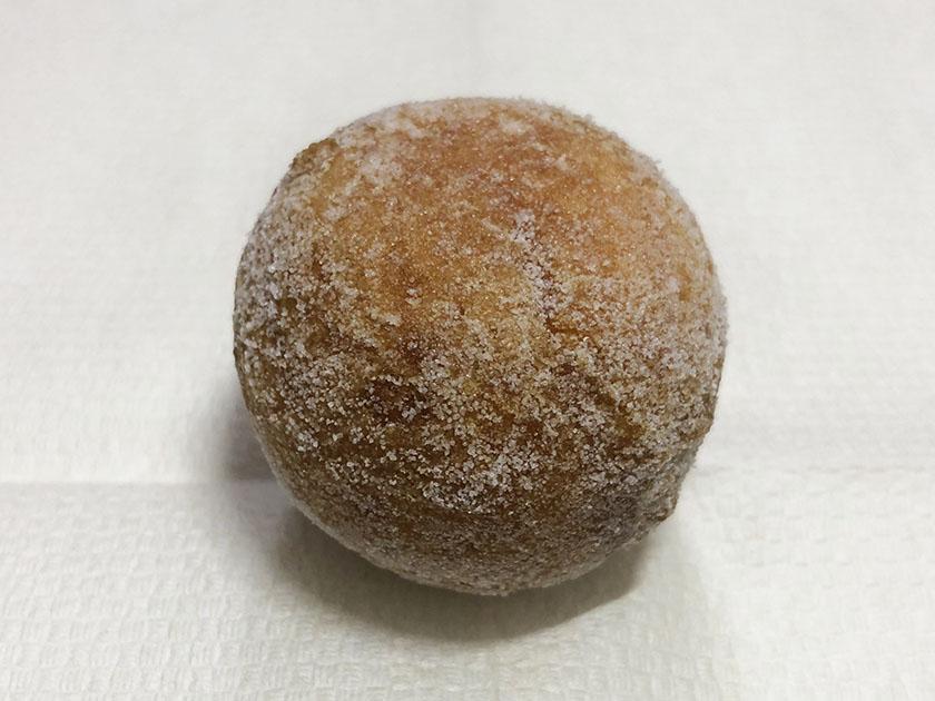 『しみず食品』の「コロドーナツ」ひとくち大サイズ