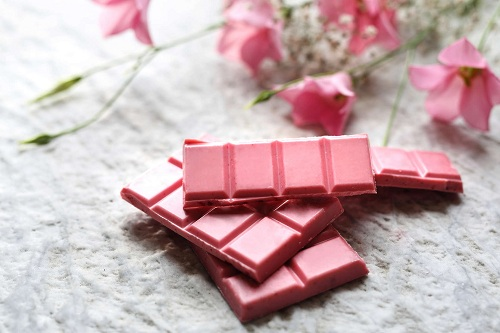 Types of Chocolate- The Ruby Chocolate