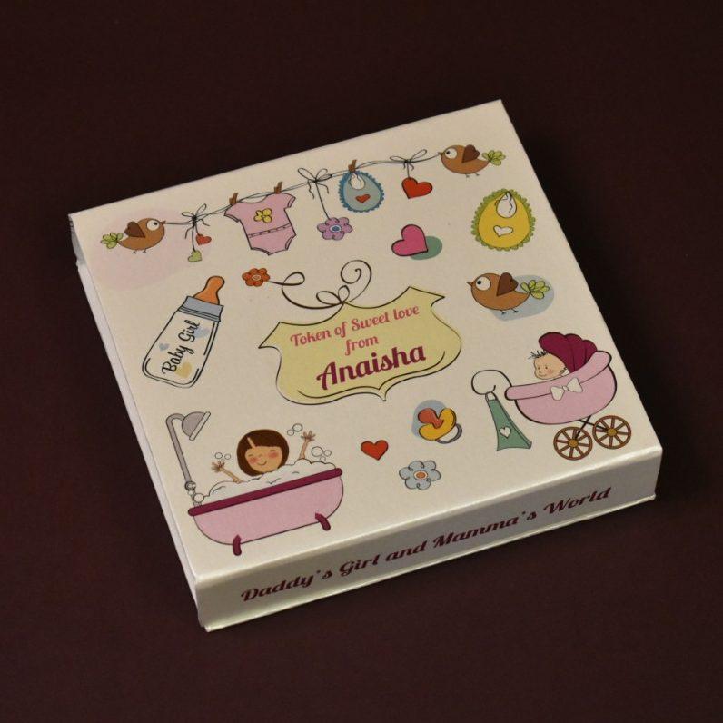 First Birthday Return Gifts - Box Designs