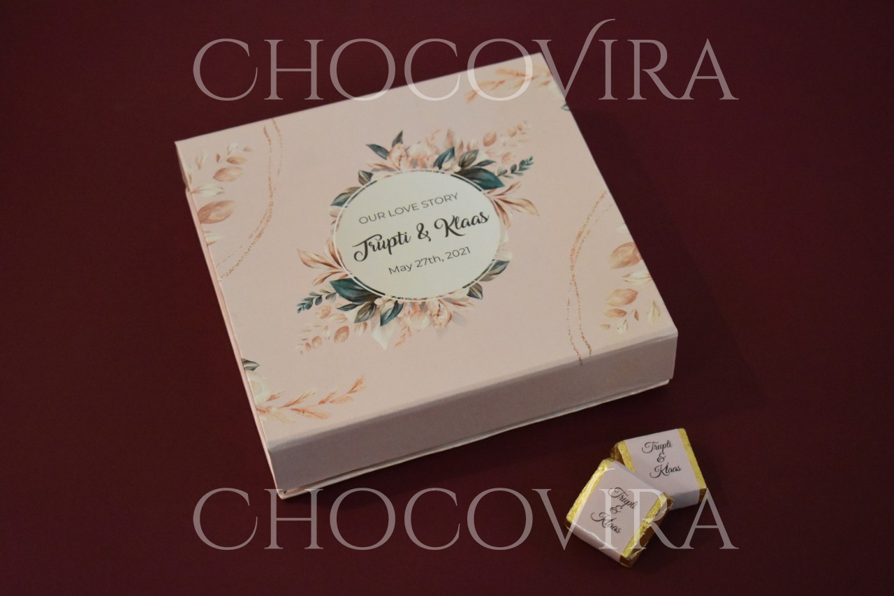 Personalised Wedding Favors For Guests